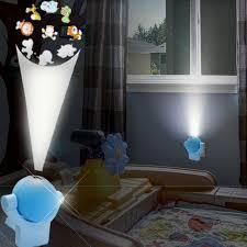 lumiere chambre bébé prises courant lumière de nuit projecteur ø55mm capteur