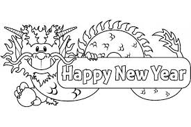 coloring pages for chinese new year at best all coloring pages tips