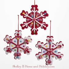 candy snowflake christmas ornaments shop our candy christmas