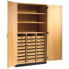 Used Metal Storage Cabinets by Wood Storage Cabinets With Doors And Shelves Metal Storage