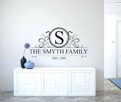 personalized pictures with names personalized wall decals names personalized name