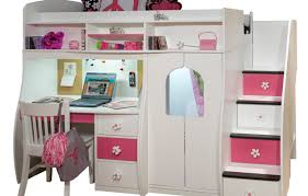 girls loft beds with desk desk kids loft bed with desk agree best loft beds for kids