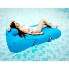ove decors aqua blue pool float sun lounger aquab the home depot