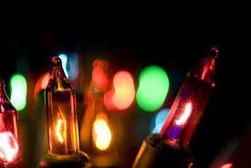 mini incandescent christmas lights photo of colorful festive lights free christmas images