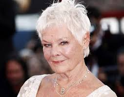 how to get judi dench hairstyle oscar winner judi dench says she was completely unaware of