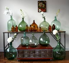 dame jeanne deco my collection of french vintage demijohn vintage demijohns