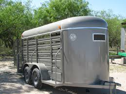 Horse Trailers For Rent In San Antonio Texas Shop Services Travis Industries