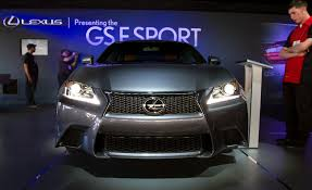 lexus gs350 f sport for sale 2015 lexus teases 2013 gs350 f sport and gs hybrid models will debut