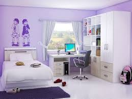 bedroom charming girls bedroom design with white bedding and