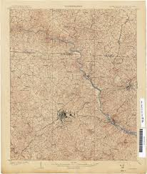 Augusta Ga Map South Carolina Historical Topographic Maps Perry Castañeda Map