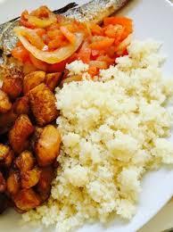 recette cuisine poisson la véritable recette de l attiéké au poisson