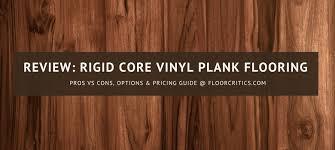 Vinyl Plank Flooring Pros And Cons Rigid Lvp Flooring Review 2018 Pros Cons Cost