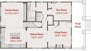 30 Ft Wide House Plans Home Act 32 X 30 House Plans