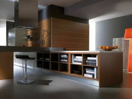 Wood Veneer For Kitchen Cabinets by China 2015 Wood Veneer Faced Kitchen Cabinet Design Zh5621