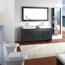 Mirrors For Bathrooms by Double Vanity Mirrors For Bathroom Collection And Pictures