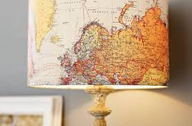 Beautiful World Map by Lamps Beautiful Patterned Lamp Shade Design Ideas Collection