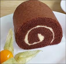 kitchentigress chocolate swiss roll 巧克力瑞士蛋糕卷