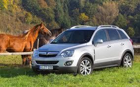 опель антара описание комплектации характеристики Opel Antara