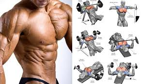 best chest workout follow the 9 chest exercises