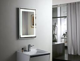Illuminated Bathroom Mirrors With Shaver Socket Lighted Mirrors Bathroom Northlight Co
