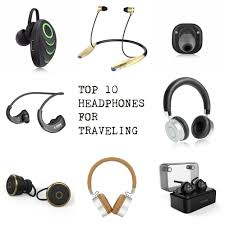 most comfortable and compact headphones for traveling and going