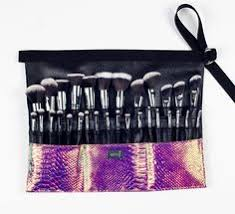 make up artist supplies roxi small brush belt professional makeup bag professional