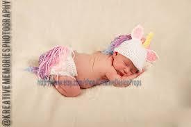 Diaper Halloween Costume Crochet Unicorn Diaper Cover Hat
