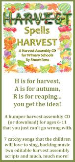 h a r v e s t spells harvest cd harvest thanksgiving