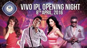 ipl 2016 opening ceremony date time who are performing