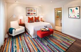 Vivid Color Palettes For Your Bedroom - Bedroom design color