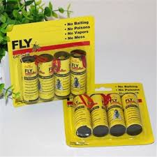 fly ribbon aliexpress buy 4 rolls insect bug fly glue paper catcher