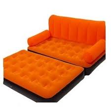 Orange Sofa Bed by Sofa Bed 5 In 1 Air Sofa Bed Wholesale Trader From New Delhi