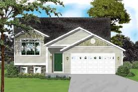 bi level home plans pretty traditional style bi level house plan durham b