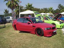 red bmw e46 bmw e46 with savini wheels
