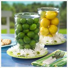 fruit centerpiece 16 creative centerpiece ideas using household items floating
