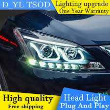 nissan 350z bi xenon headlights compare prices on nissan sylphy headlights online shopping buy