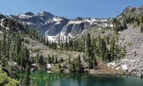 California Mountains images Bear mountain siskiyou county california mountain information jpg