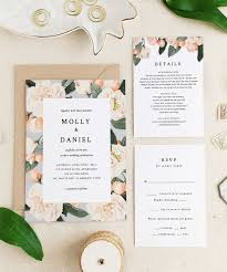 wedding invitation stationery best etsy wedding invites stationery invitations design