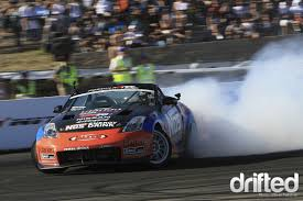 nissan 350z drift car event formula drift round 6 point of impact sonoma ca