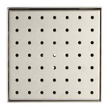 8 Floor Drain Grate by Werner Square Shower Drain Bathroom