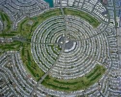 patterns as priorities aerial supermax prison photos echo shapes