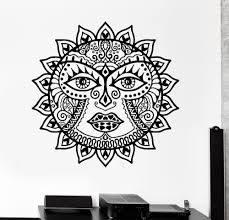 Lotus Flower Wall Decal Om by Online Get Cheap Classic Mandala Aliexpress Com Alibaba Group