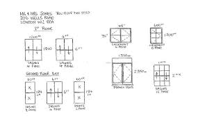 window measurements help with sash window plans for estimate quote