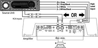 rockford fosgate system wiring schematic fyi at speaker diagram
