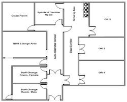 plan layout case modified ot layout plan