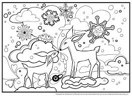 Winter Coloring Pages Free Printable For Adults Holiday Clothes To Winter Coloring Pages Free Printable