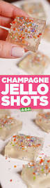 champagne jello shots delish com