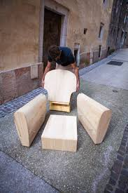 chaise longue palette merveilleux chaise longue palette set les 78 meilleures images du