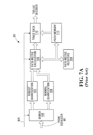 patent us7733972 trellis decoder for decoding data stream
