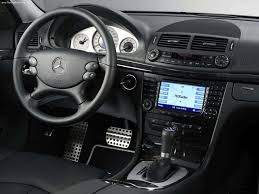 mercedes e class 2005 mercedes e350 with sports equipment 2005 picture 22 of 30